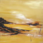 Georges-Louis Voyer - l-ocre ( sold. )