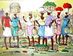 Mondy Pierre Auguste - Monday Market