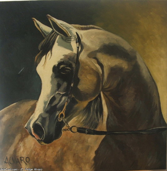 Artwork >> Felipe Alvaro >> ARABIAN