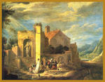 Classical Indian Art Gallery - By - David Teniers the Younger - Print