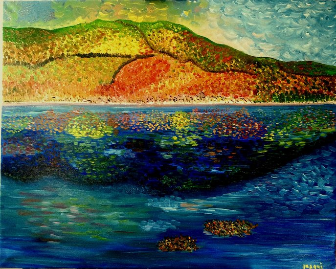 Artwork >> Pasqui R >> Loch Carron