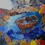 Jacques Donneaud - The old boat