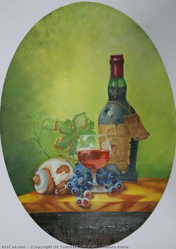 Artwork >> De Tommaso Salvatore >> Still Life