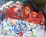Anne Rottenberg - Family meal