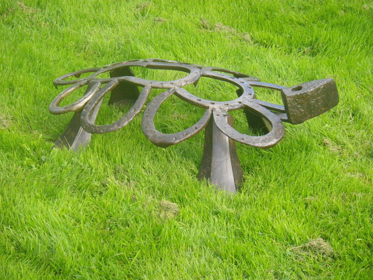 Artwork >> Cdom Sculpture >> Turtle