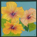 Martine Palisse - THE HIBISCUS