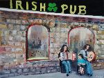 Salaun Margo - A pub at Galway Ireland
