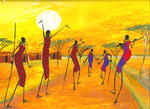African Art Consult Art Centre And Gallery - A whole new world