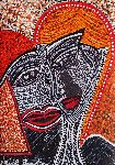 Mirit Ben-Nun - Israelian art contemporary woman artist mirit Ben-Nun