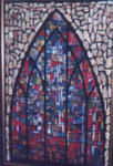 @Anneliese Fritts Fine Art Collections - Callaway Gardens Chapel Window