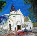 Impressionist Gallery - the church