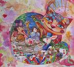 Oxana Zaika - Alice in Wonderland SOLD.
