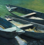 Vladimir Silenko - Three boats