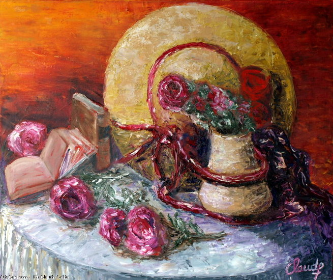 Artwork >> Claude Cette >> Still Life