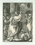 James Stow - Albrecht Durer -Christ Driving Out the Money Changers- Woodcut