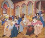 Jean Claude Buisson - The Feast pagan