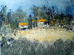 Charles Lepeintre - houses isolated