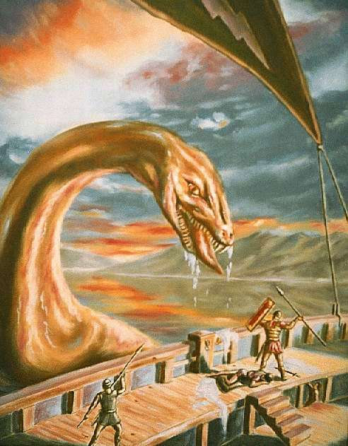 Artwork >> Charles Griffith >> Leviathan