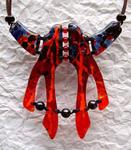 Olexandr Boyarko Art Glass Jewellery - Black Demon
