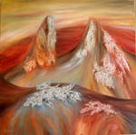 Dilek Degerli - dancing mountains