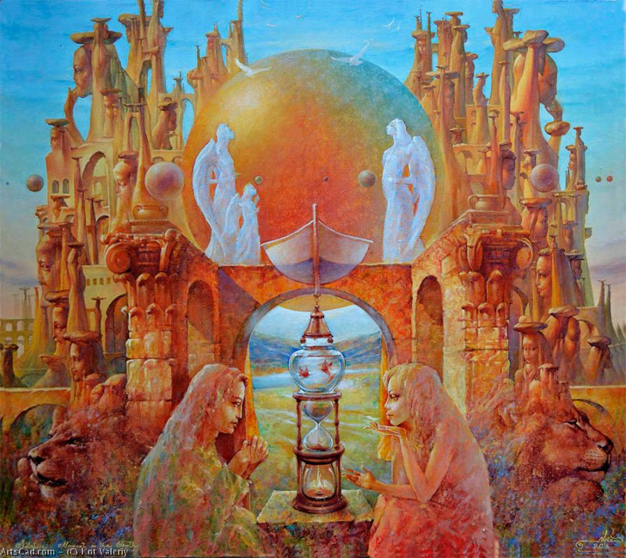 Artwork >> Kot Valeriy >> Solstice_Moment of the truth