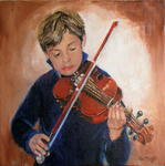 Pol.Magis - The small Violinist