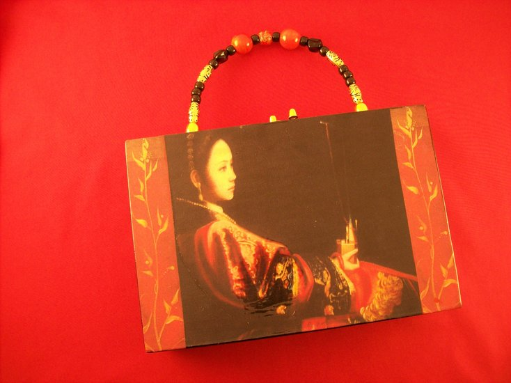 Artwork >> Cigar Box Purses >>