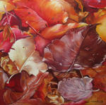 Cauchois Danielle - Autumn leaves