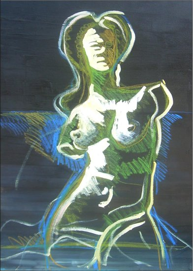 Artwork >> Sandro Bisonni >> Like Milo (such as the Venus of Milo)