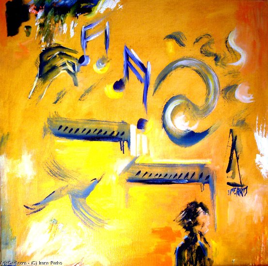 Artwork >> Irane Perko >> Piano allegro