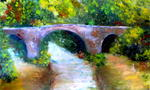 Shuly Haimsohn Weiner - old bridge