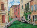 Leon Christophe Zaruk - bridge venice