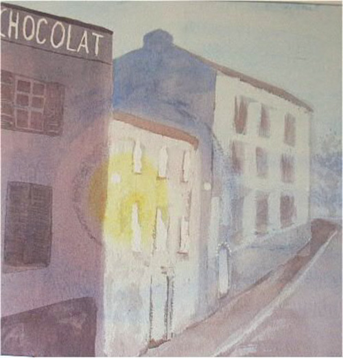 Artwork >> Nathalie Hemmen >> out the chocolate