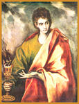 Classical Indian Art Gallery - By - El Greco - Print