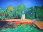 Impressionist Gallery - the park