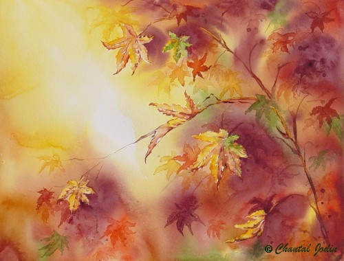 Artwork >> Chantal Jodin >> in autumn