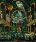 Edward Tabachnik - In The Memory of Destroyed Berlin Synagogue.