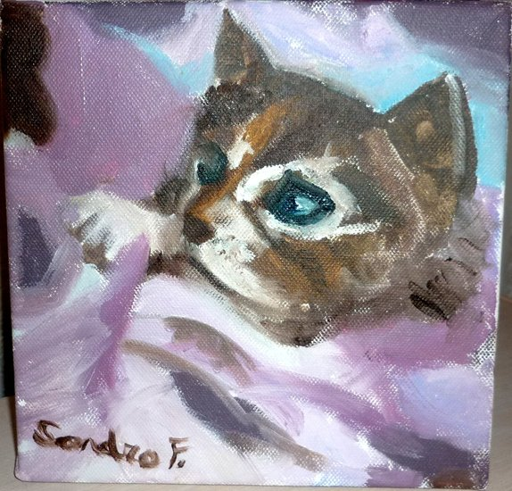 Artwork >> Falletta Sandro >> CAT TAPE