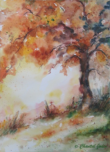 Artwork >> Chantal Jodin >> light d'automne
