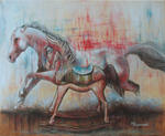 Galerie Marc Haumont - The little horse rAAvait