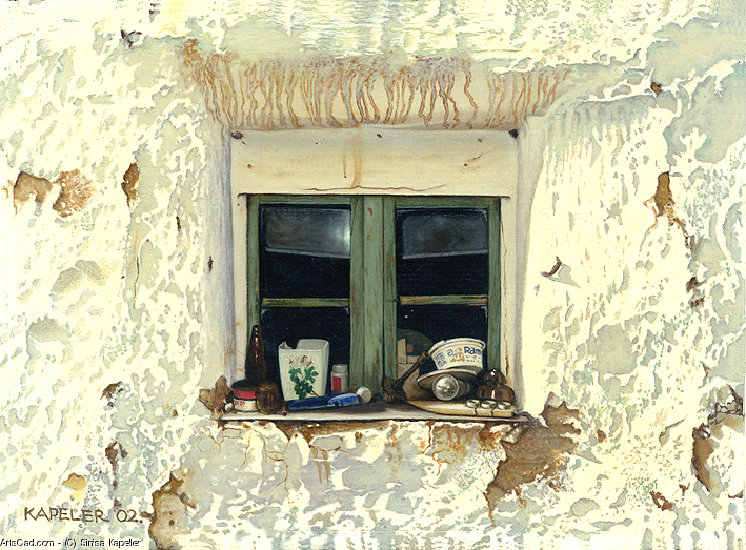 Artwork >> Kapeler Sinisa >> window 1