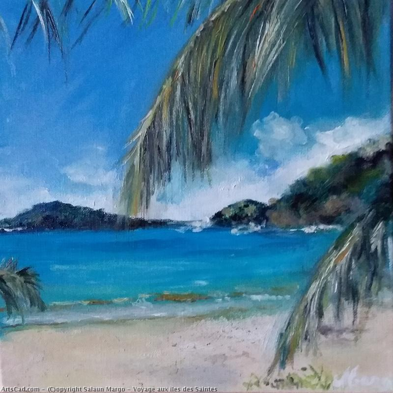 Artwork >> Salaun Margo >> travel the  islands  of  holy