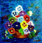 Paradis Studio - Pansies