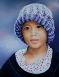 Marie-Claire Houmeau - Child from BALI 2
