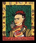 Tony Baloney Juliano - Portrait of Fritos Kahlo Chips