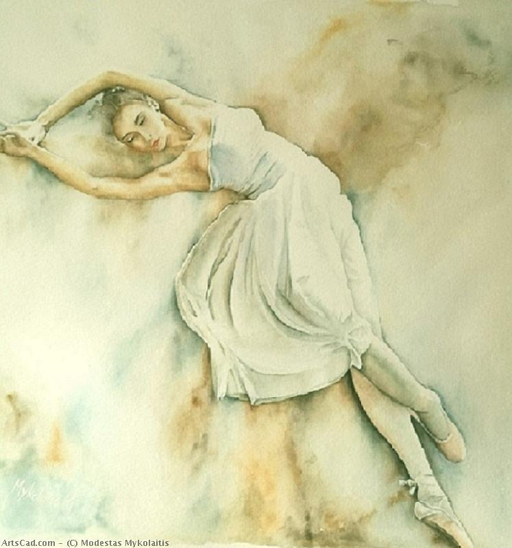 Artwork >> Modestas Mykolaitis >> Dream dance