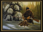 Denis Beaudet - Woodsman in Canada