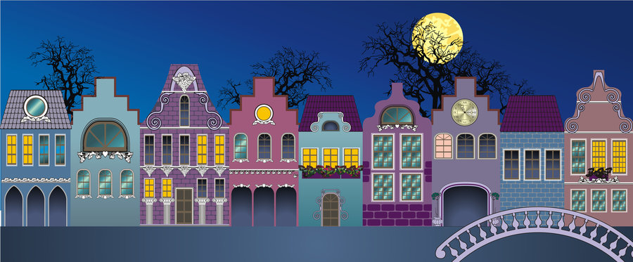 Artwork >> Elena 2000 >> Houses
