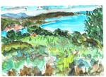 Heritier-Marrida - CORSICA IN WATERCOLOR