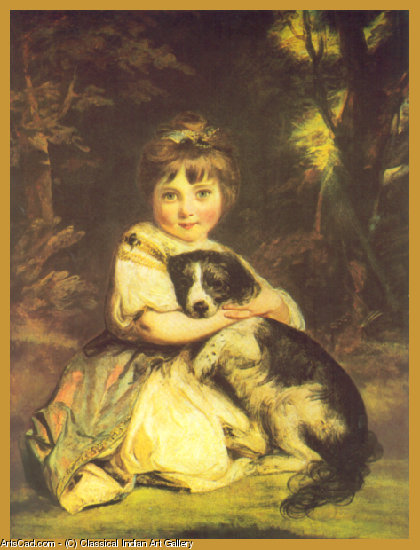 Artwork >> Classical Indian Art Gallery >> By - Joshua Reynolds - Print